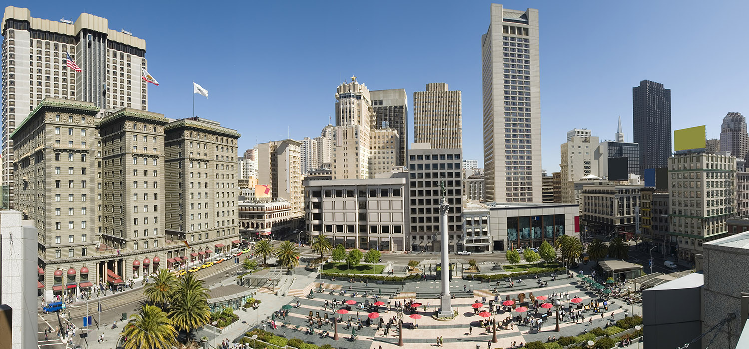 OUR HOSTEL IS CONVENIENTLY LOCATED NEARBY TOP SAN FRANCISCO ATTRACTIONS